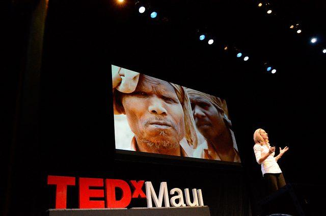Lisa Kristine TEDxMaui
