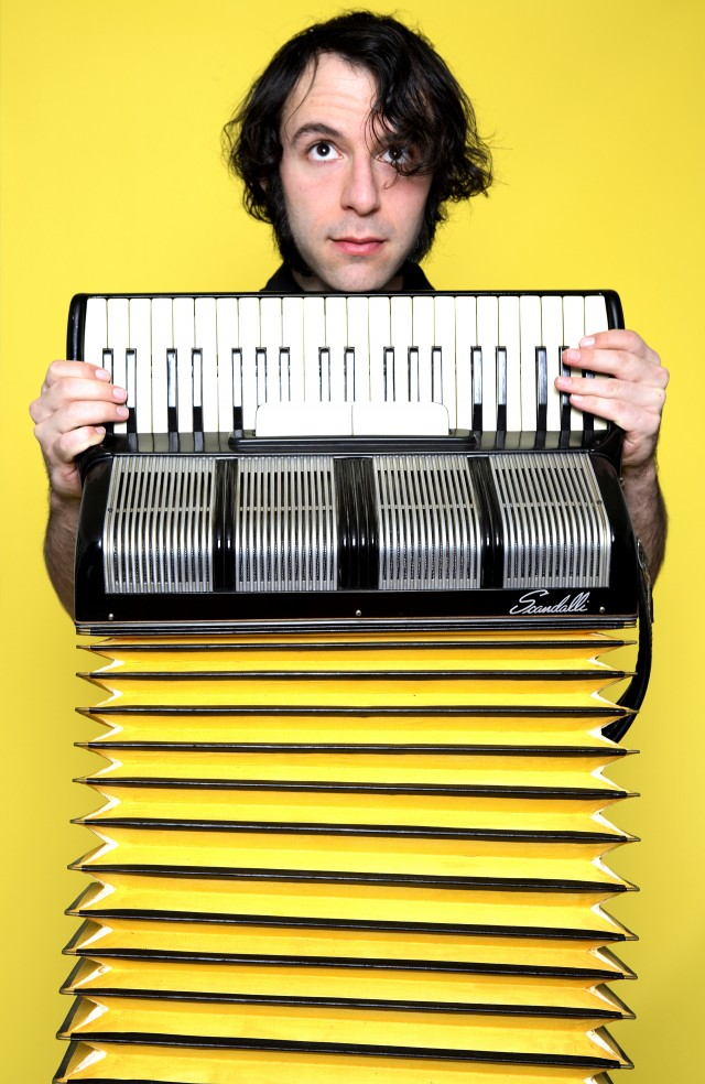 Daedelus (Photo: Jessica Miller)