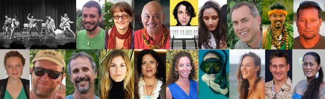 TEDxMaui 2014 Presenters