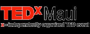 TEDxMaui logo