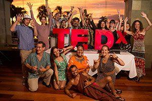 TEDxMaui 2013 Group 300x200